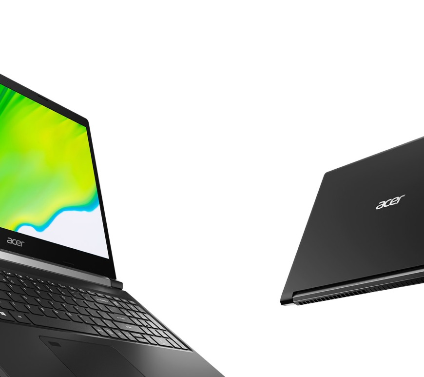 The Acer Aspire 7